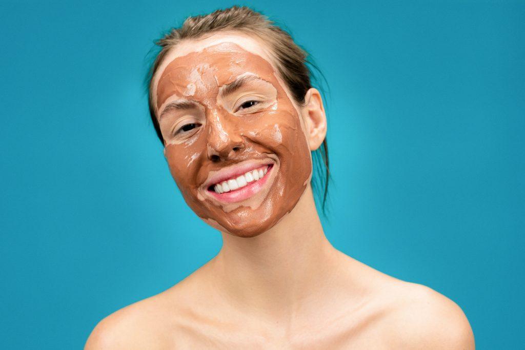 Mascarilla  para piel sensible, ten una piel hermosa.