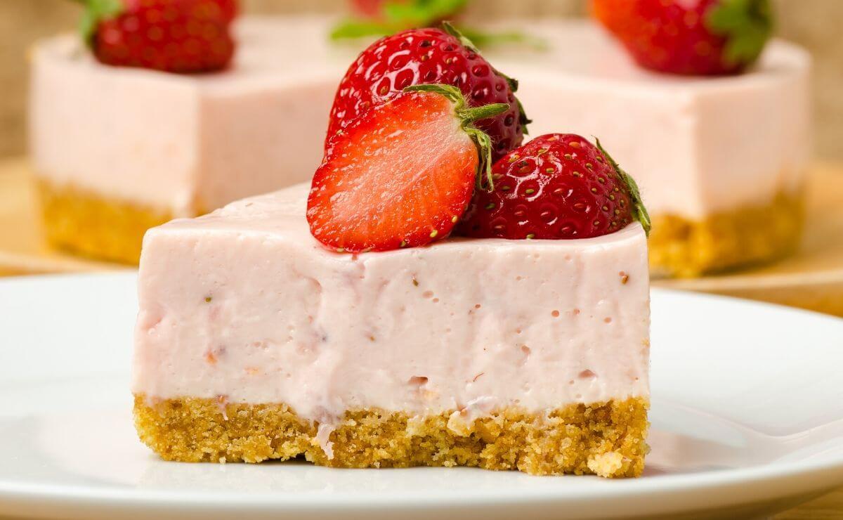 Cheesecake de fresas 2
