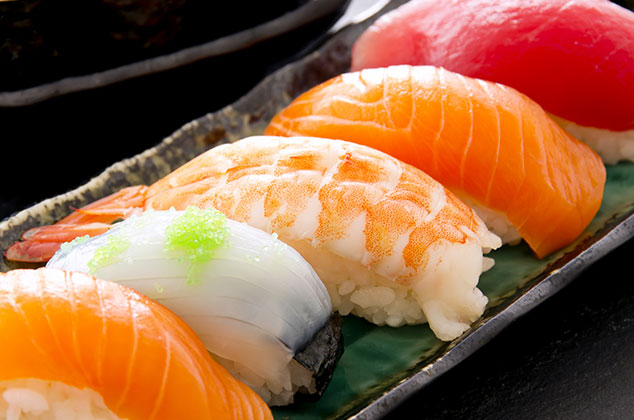 sushi japonés 1