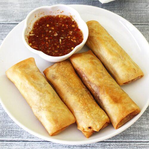 deliciosos spring rolls 1