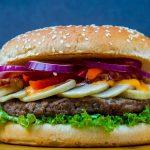 hamburguesa con vegetales